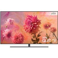75 SAMSUNG QE75Q9FNATXXU Smart 4K Ultra HD HDR QLED TV, Gold