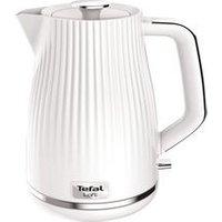'Tefal Loft Ko250140 Rapid Boil Traditional Kettle - Pure White