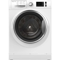 Hotpoint Active Care Nm11 845 Ac 8 Kg 1400 Spin Washing Machine - White, White