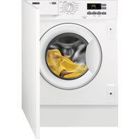 ZANUSSI Z714W43BI Integrated 7 kg 1400 Spin Washing Machine.