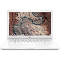 HP Chromebook 14-ca051sa Celeron 14 inch SVA eMMC White