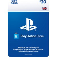 PlayStation Store £20 Wallet Top-Up