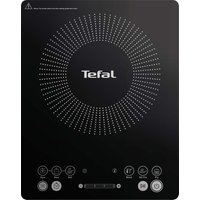 TEFAL Everyday Slim IH210840 Portable Induction Hob - Black, Black