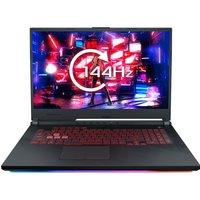 """Asus ROG STRIX G731GU 17.3"""" Gaming Laptop - Intel Core i7, GTX 1660 Ti, 512GB SSD, Red"""