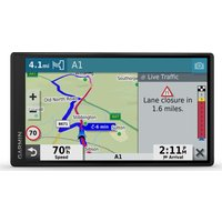 "GARMIN DriveSmart 55 MT-S 5.5"" Sat Nav - Full Europe Maps, Petrol"