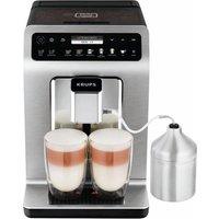 Evidence Plus EA894T40 Bean to Cup Coffee Machine - Titanium, Titanium