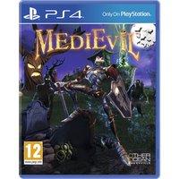 PS4 MediEvil.