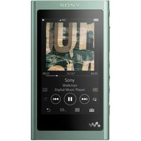 SONY Walkman NW-A55L Touchscreen MP3 Player with FM Radio - 16 GB, Green, Green
