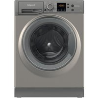 Click to view product details and reviews for Hotpoint Nswr 943c Gk Uk 9 Kg 1400 Spin Washing Machine Graphite Graphite.