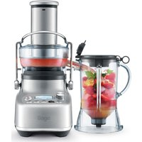 SAGE 3X Bluicer Pro SJB815BSS Juicer - Brushed Stainless Steel, Stainless Steel