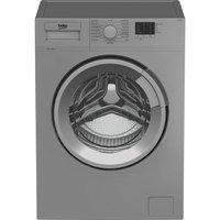 BEKO WTL74051S 7 kg 1400 Spin Washing Machine - Silver