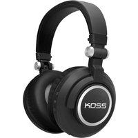 KOSS BT540i Wireless Headphones - Black, Black