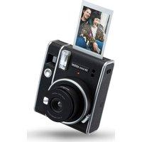 INSTAX mini 40 Instant Camera - Black, Black