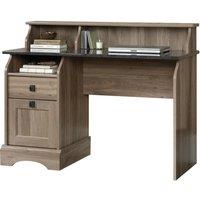 TEKNIK 5422811 Farmhouse Desk - Oak