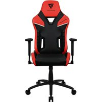 THUNDERX3 TC5 Gaming Chair - Red, Red.