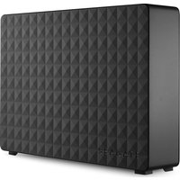 SEAGATE Expansion STEB2000200 External Hard Drive - 2 TB, Black, Black