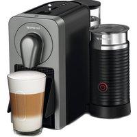 NESPRESSO By Krups Prodigio XN411T40 Smart Coffee Machine - Black, Black
