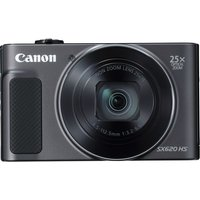 CANON PowerShot SX620 HS Superzoom Compact Camera - Black