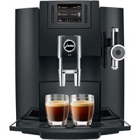 Jura E8 Bean To Cup Coffee Machine - Piano Black, Black at Currys Electrical Store