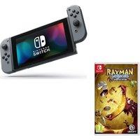 Nintendo Switch & Rayman Legends: Definitive Edition Bundle