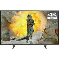 PANASONIC TX-43FX600B 43 Smart 4K Ultra HD HDR LED TV, Blue
