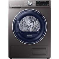 Samsung Tumble Dryer DV90N62632X Smart 9 kg Heat Pump  - Graphite, Graphite