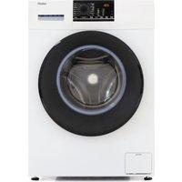 HAIER HW70-14829 7 kg 1400 Spin Washing Machine - White, White