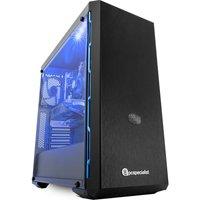 PC Specialist Vortex Minerva Elite Intel Core i5 GTX 1050 Ti Gaming PC - 1 TB HDD & 120 GB SSD