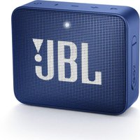 JBL GO2 Portable Bluetooth Speaker - Blue, Blue
