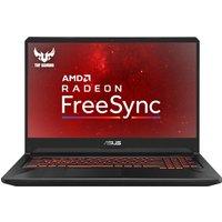 """Asus TUF FX705DY 17.3"""" AMD Ryzen 5 RX 560X Gaming Laptop - 1 TB HDD & 128 GB SSD"""