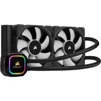 CORSAIR iCUE H100i XT Liquid 240 mm CPU Cooler   RGB LED