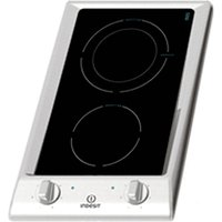 Indesit Dp2rix Prime Electric Hob - Stainless Steel, Black