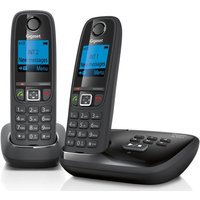 Click to view product details and reviews for Gigaset Duo Al415a Cordless Phone With Answering Machine Twin Handsets.
