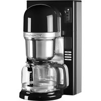 KITCHENAID Pour Over Coffee Maker Onyx Black, Black