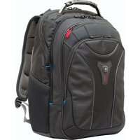 WENGER Carbon 17 Laptop Backpack - Black, Black