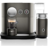 NESPRESSO by Magimix Expert M500 Smart Coffee Machine with Aeroccino - Arithrocite Grey, Grey