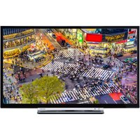 24 TOSHIBA 24D3753DB Smart LED TV with Built-in DVD Player, Gold