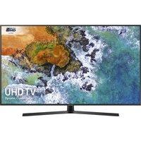 """50""""  SAMSUNG UE50NU7400 Smart 4K Ultra HD HDR LED TV, Gold sale image"""