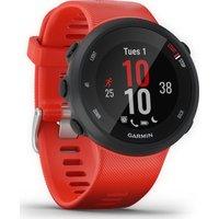 GARMIN Forerunner 45 Running Watch - Lava Red, Large, Red