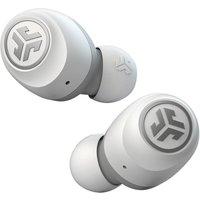JLAB AUDIO GO Air Wireless Bluetooth Earphones - White & Grey, White