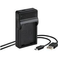 HAMA Travel 00081396 Nikon EN-EL14/14a USB Battery Charger