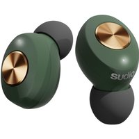 SUDIO TOLV Wireless Bluetooth Earphones - Green, Green