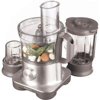 KENWOOD FPM260 Multipro Food Processor - Silver, Silver