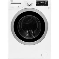 Beko Washer Dryer Wdx8543130w - White, White