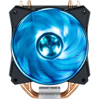 COOLERMASTER MasterAir MA410P 120mm CPU Cooler - RGB LED