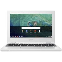 "ACER CB3-132 11 11.6"" Intel® Celeron Chromebook - 32 GB SSD, White, White"