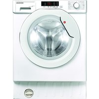 Hoover Hbwm 814s-80 Integrated 8 Kg 1400 Spin Washing Machine