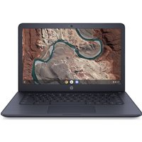 "HP 14-db0500sa 14"" AMD A4 Chromebook - 32 GB eMMC, Blue, Blue"