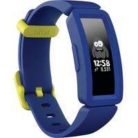 FITBIT Ace 2 Kid's Fitness Tracker - Blue & Yellow, Universal, Blue