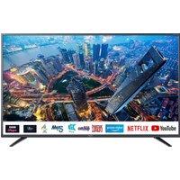 "50"" Sharp 4T-C50BJ4KF2FB  Smart 4K Ultra HD HDR LED TV"